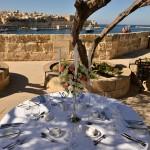 Weddings in Malta - Valetta Views Gardens